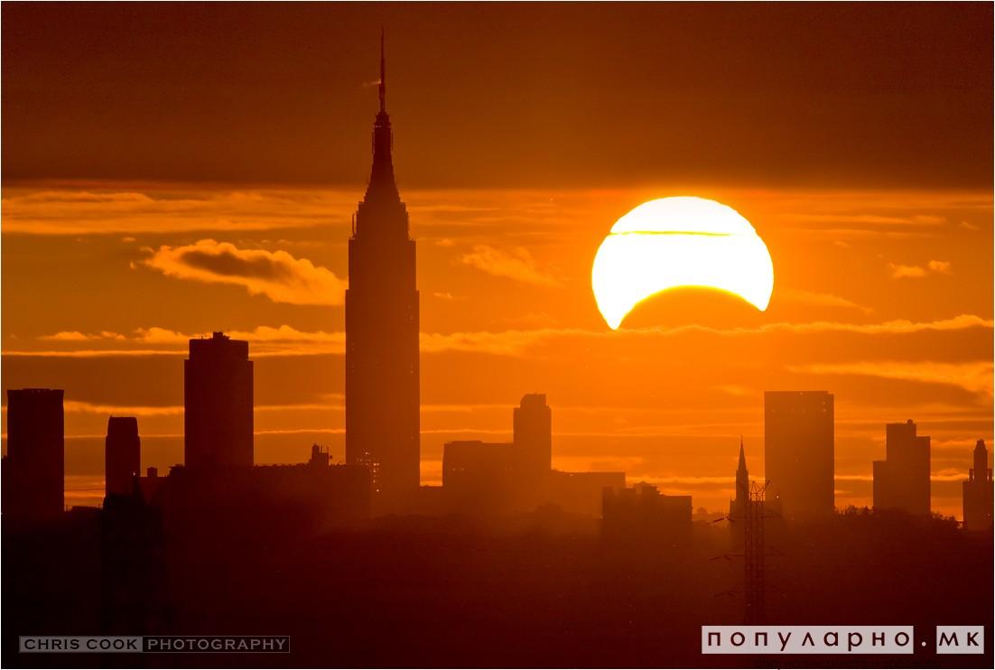 Во март затемнување на Сонцето какво што не сме виделе 16 години