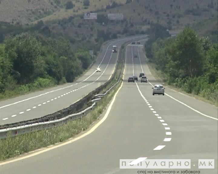 Еден час прекин во сообраќајот од Охрид до Кичево