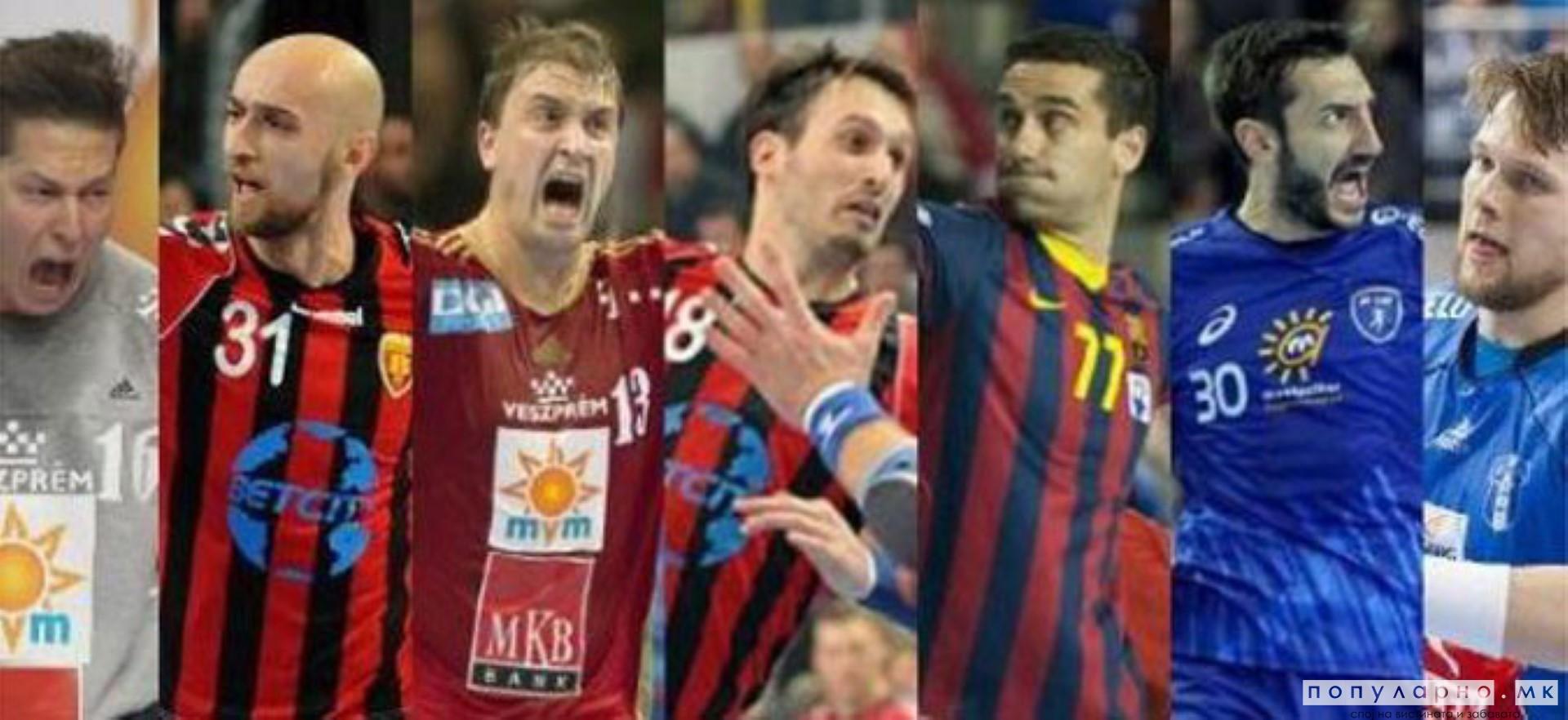 Лазаров и двајца вардарци во идеалните седум за групната фаза