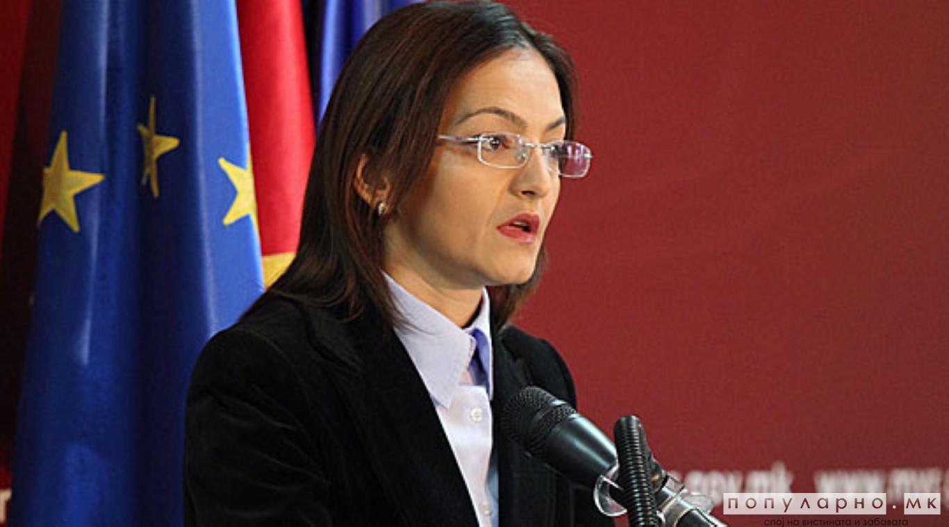 Јанкулоска: Барањето за оставка оди преку Собранието