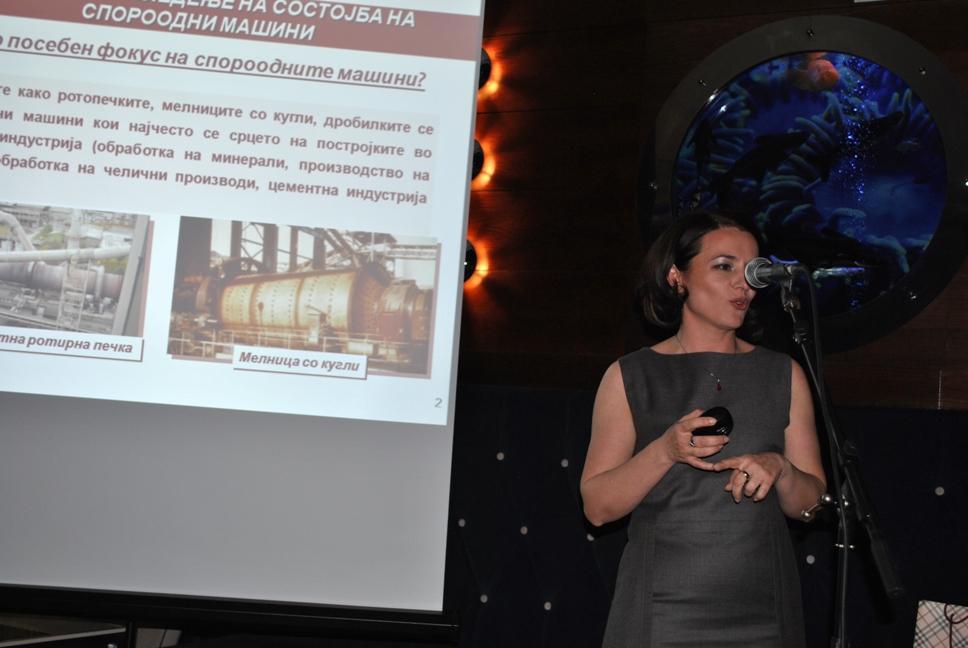 Д-р Жаклина Стамболиска ја промовираше својата прва книга