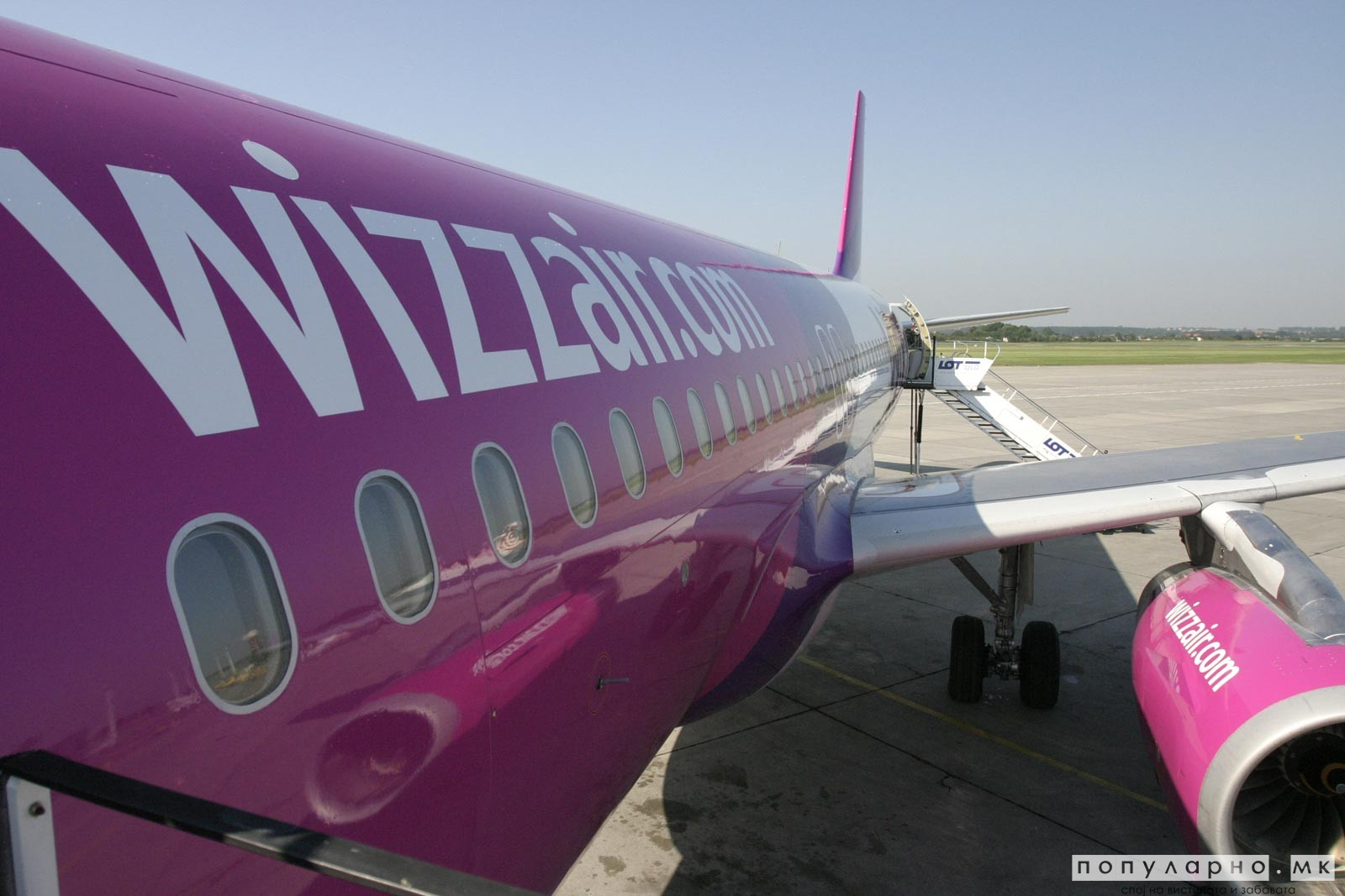 Wizz Air со нов начин на селекција на седишта за патниците