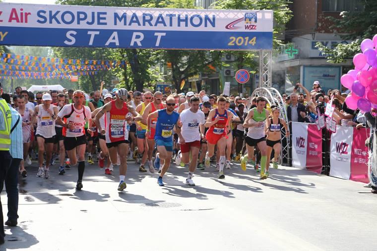 Двајца натпреварувачи од Скопскиот маратон ќе трчаат на маратонот во Њујорк