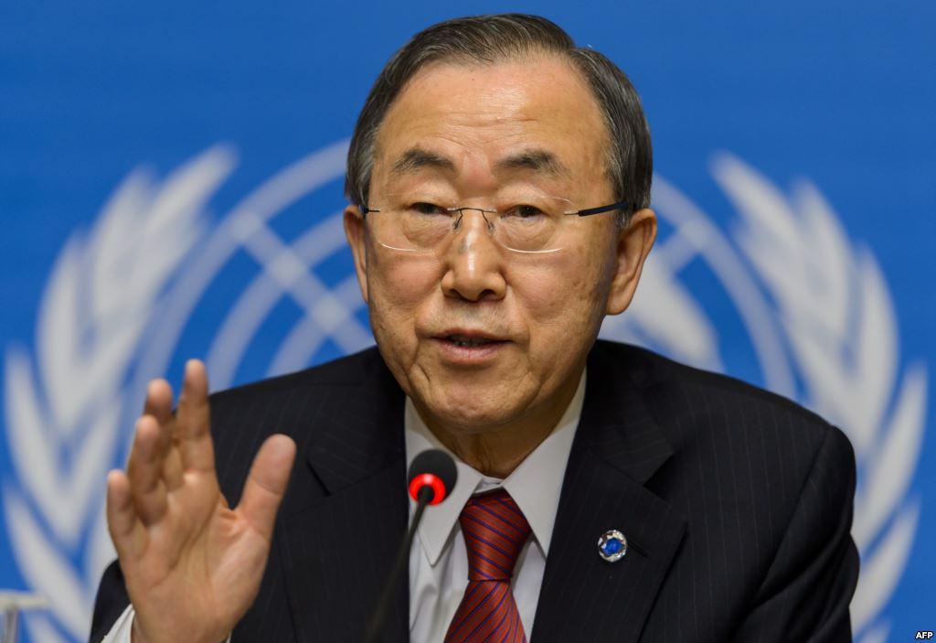 Бан Ки-мун повика на воздржаност по инцидентот во Куманово