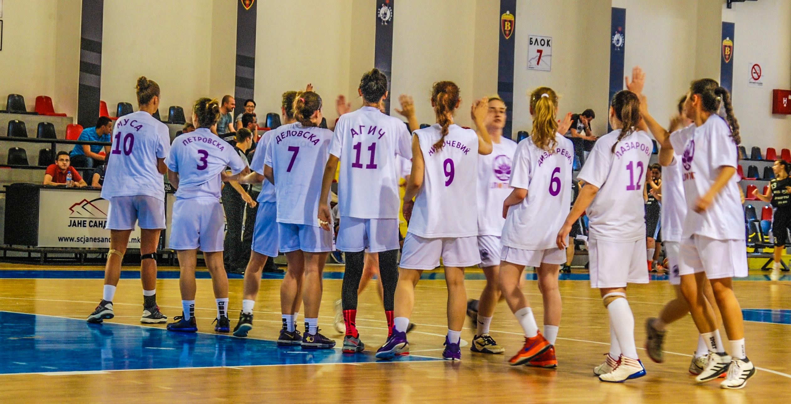 ФОТО: ЖКК Лотос изгуби на домашен терен од МНА Кожувчанка