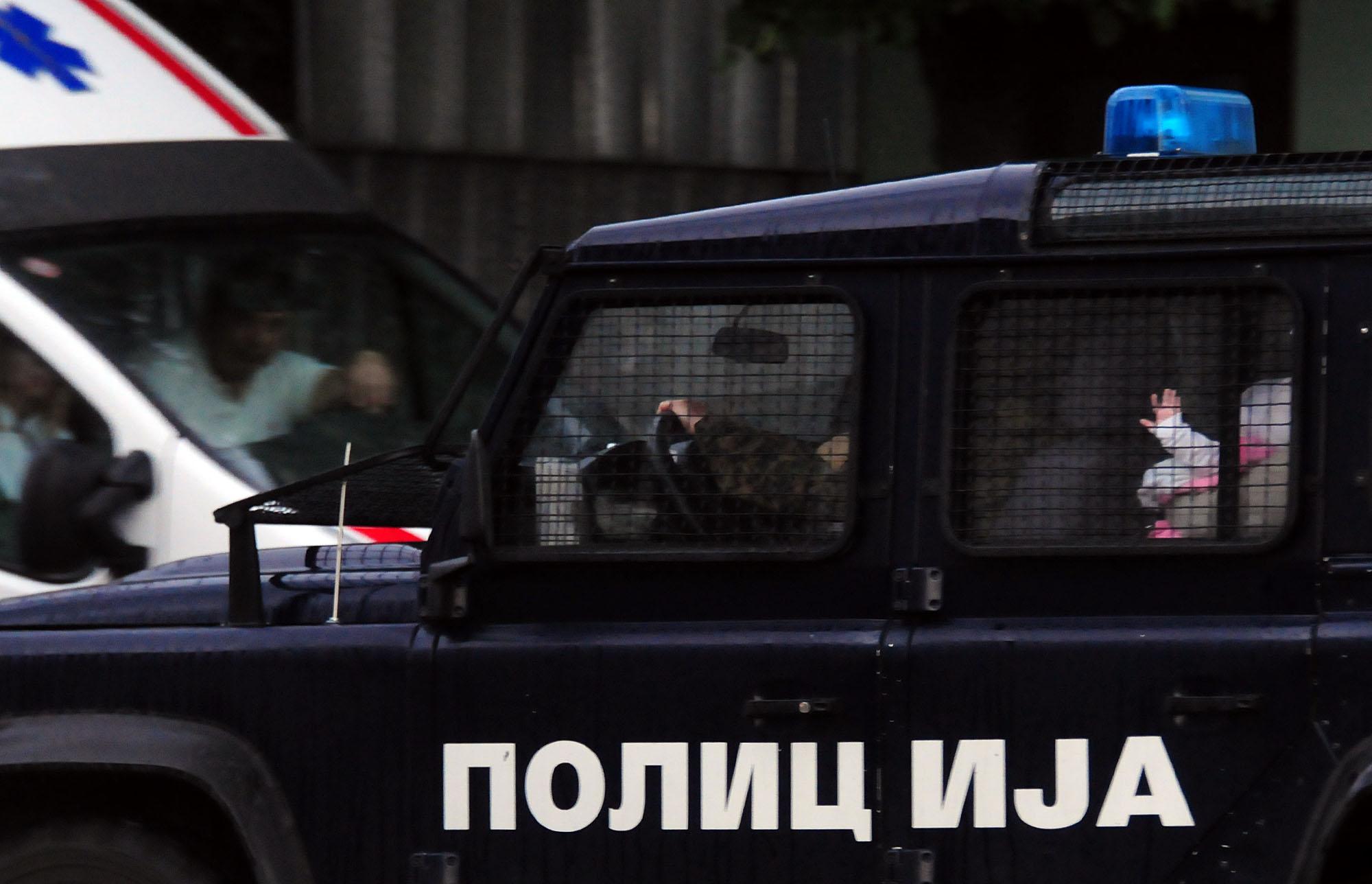Сочувство од Полицискиот синдикат за загинатите колеги