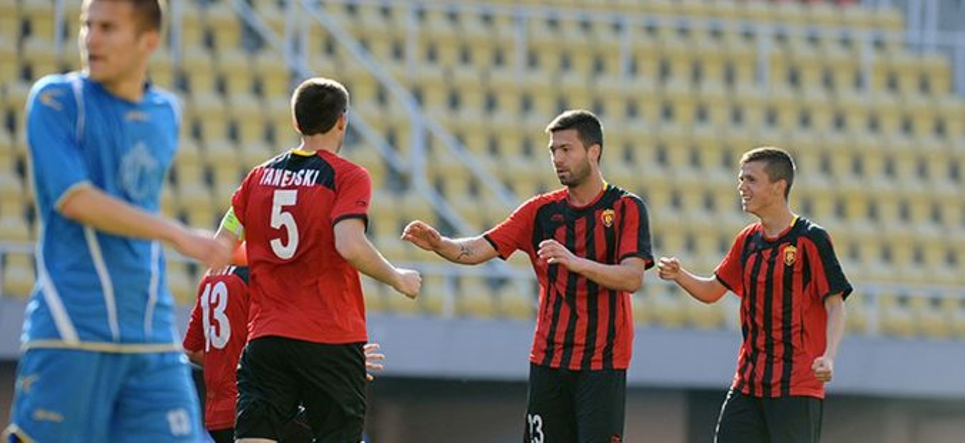 Осма шампионска титула за фудбалерите на Вардар во Македонија