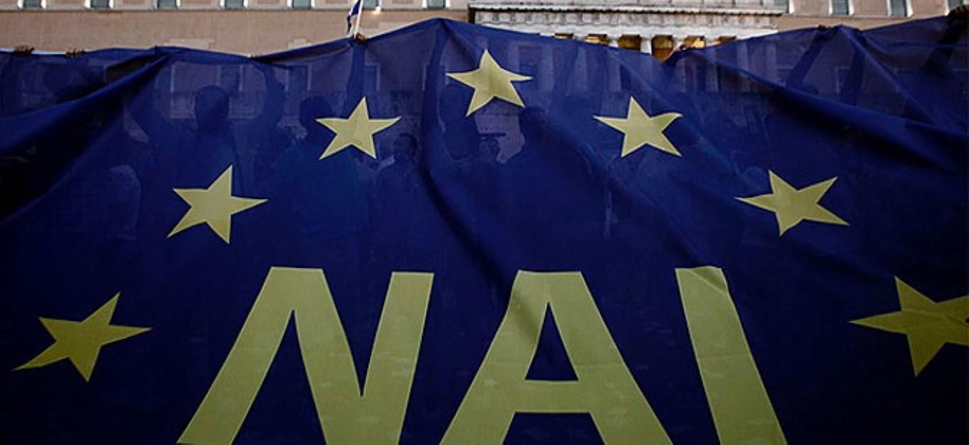 """Анкети: Се побројни резултати дека Грците ќе кажат """"да"""" на референдумот"""