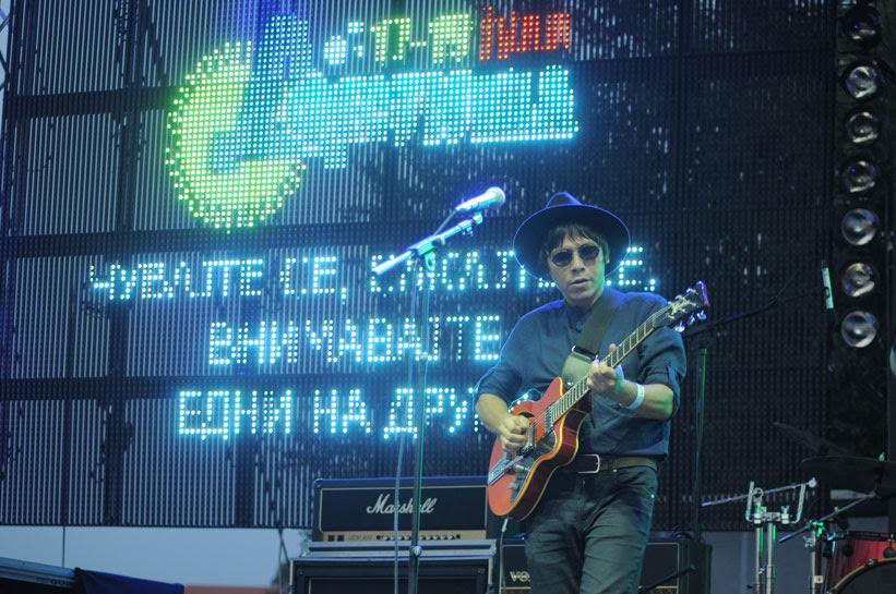 10.000 луѓе на втората вечер на Д Фестивал во Дојран - вечерва финале со Ману Чао