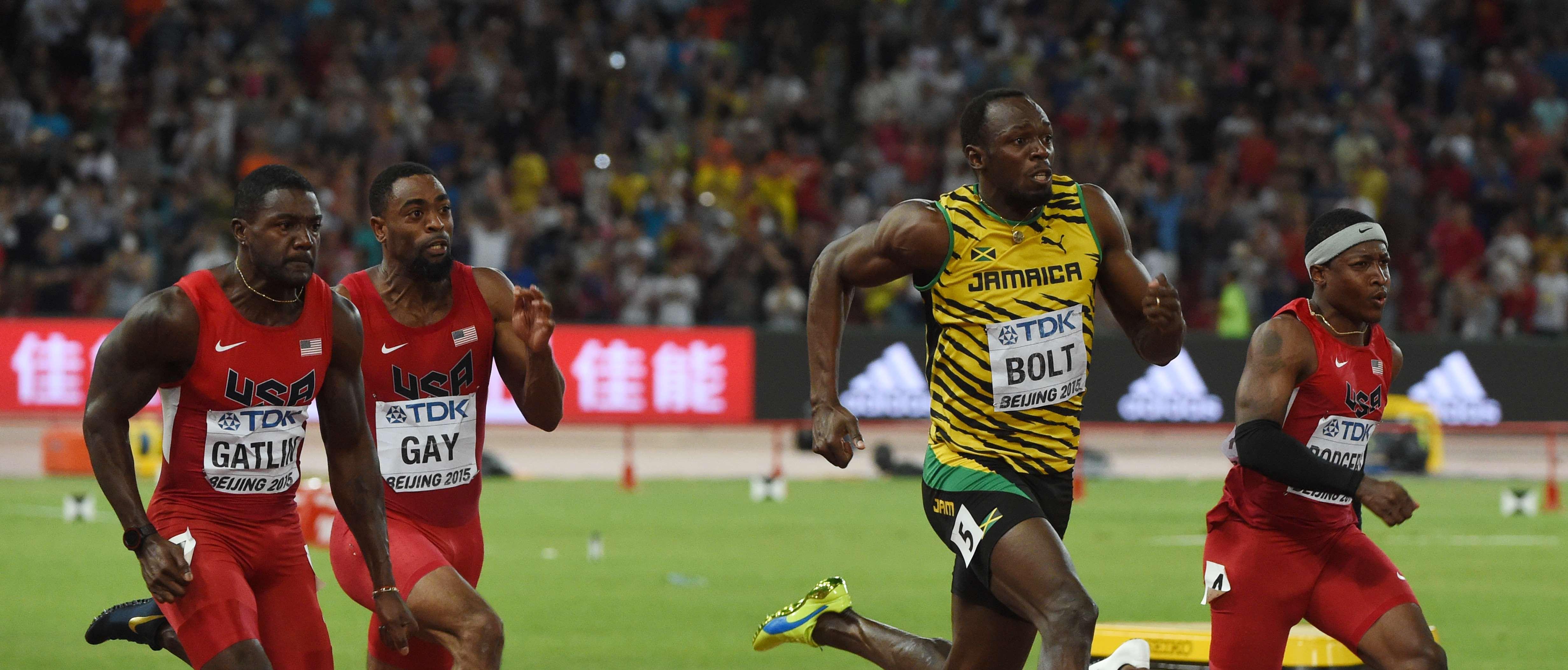 Болт најбрз во трката на 100 метри на Светското првенство во Пекинг