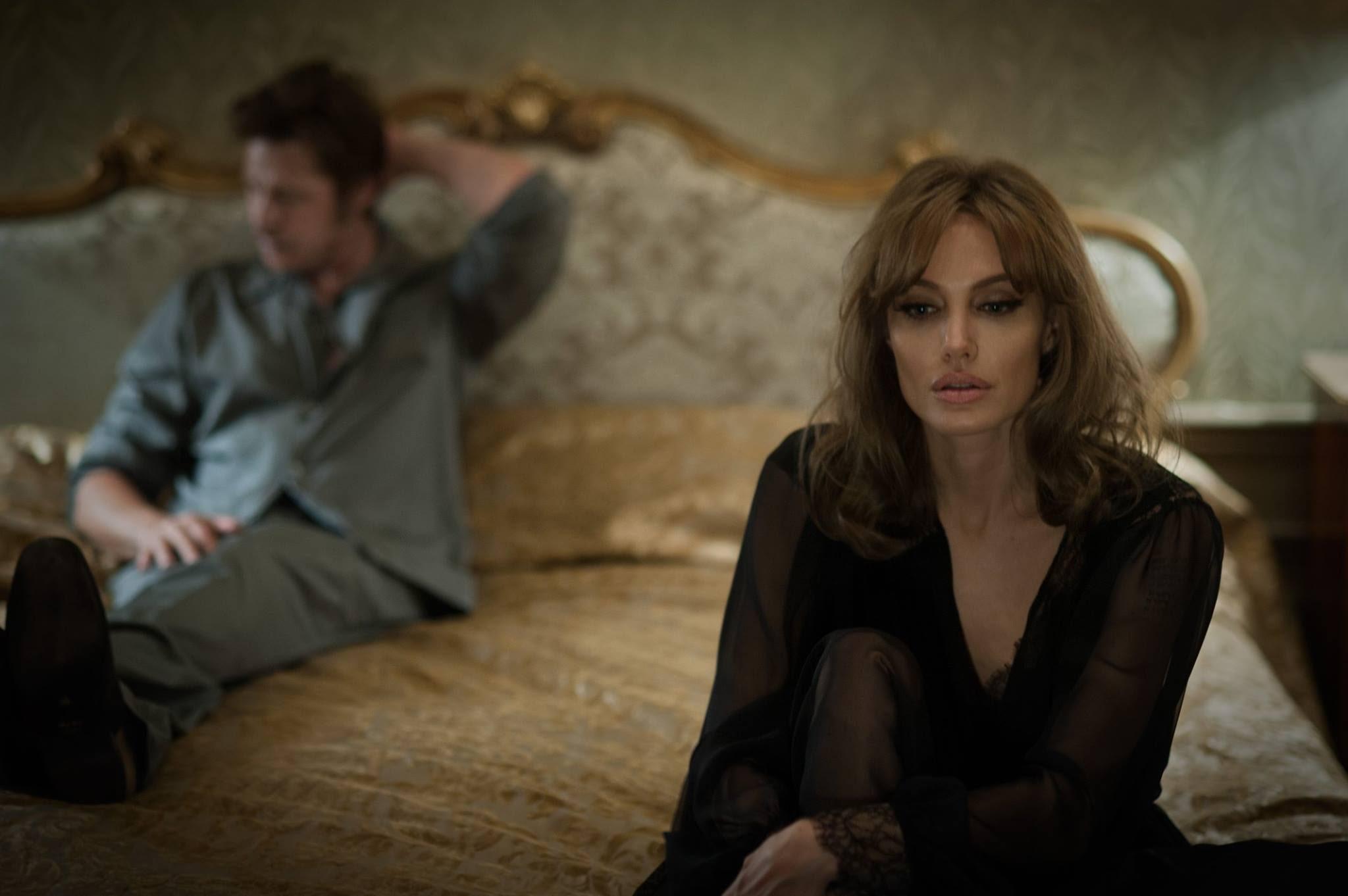 ВИДЕО: Први кадри од новиот заеднички филм на Џоли и Пит