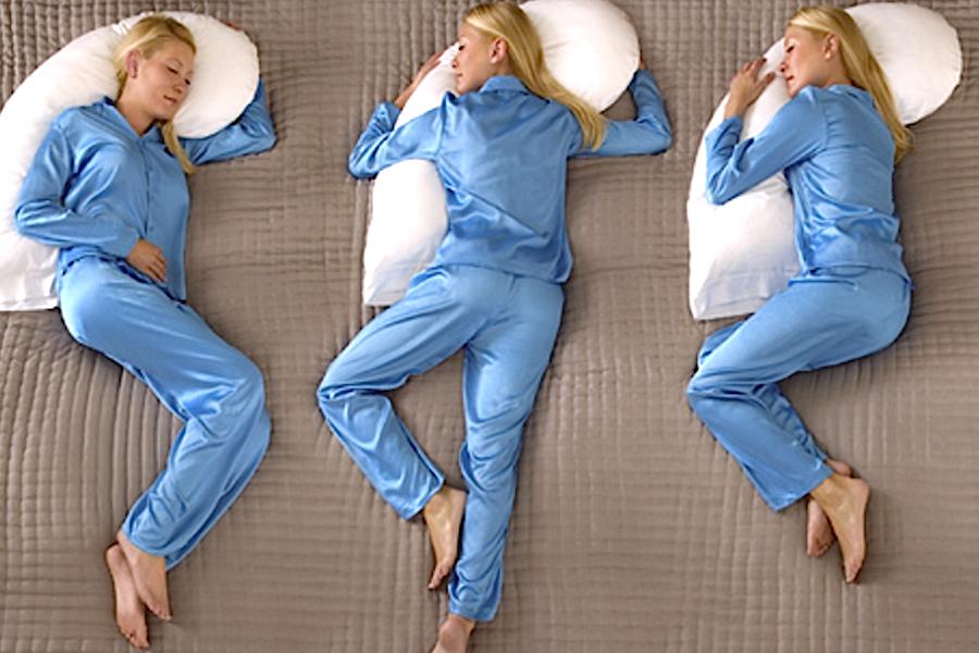 Две најлоши пози за спиење поради кои се будите многу изморени