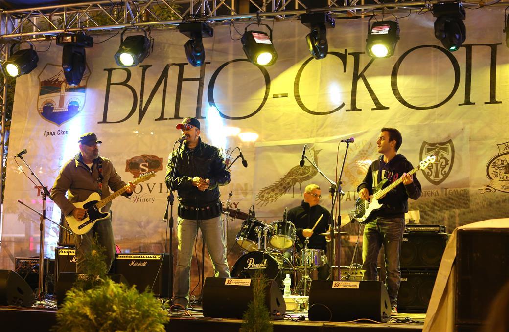 """Почнува деветиот по ред фестивал на виното """"Вино Скоп 2015"""""""