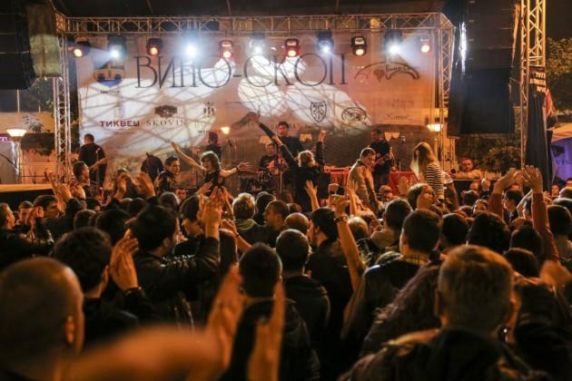 """Најавен Вино Скоп 2015: Оваа година фестивалот се сели на паркингот позади салата """"Борис Трајковски"""""""