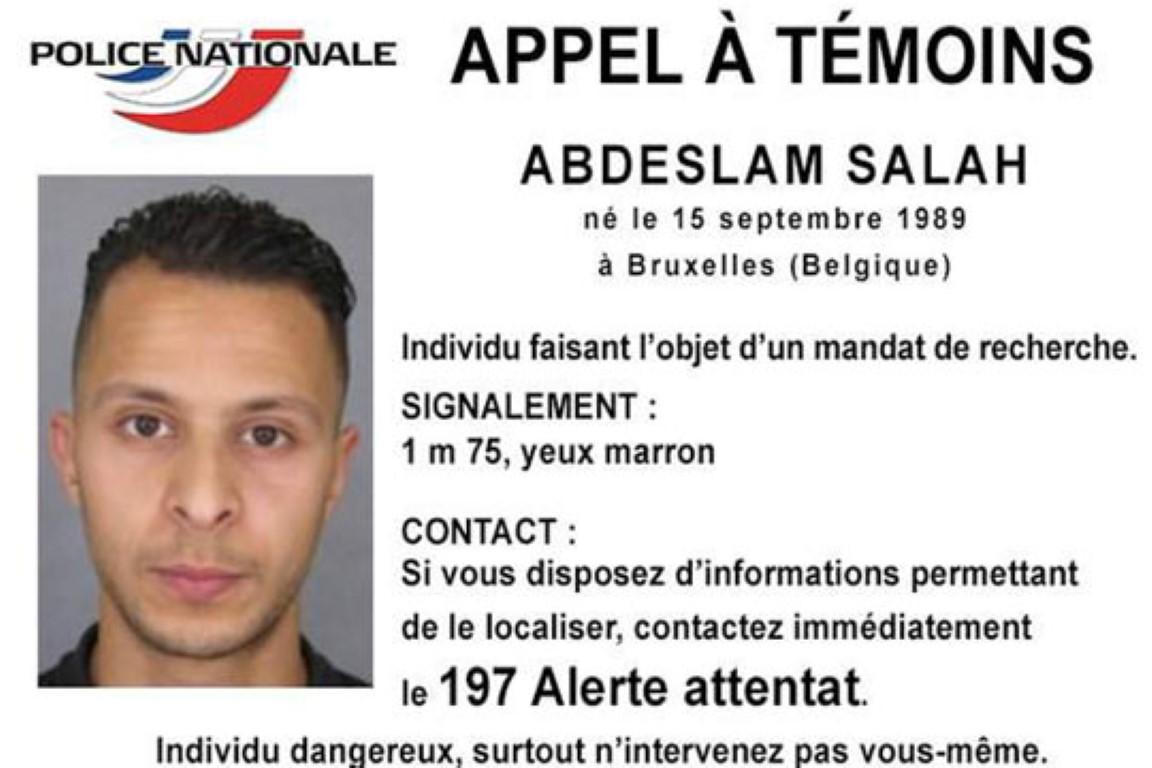 Париз: Објавена потерница со фотографија на напаѓачот