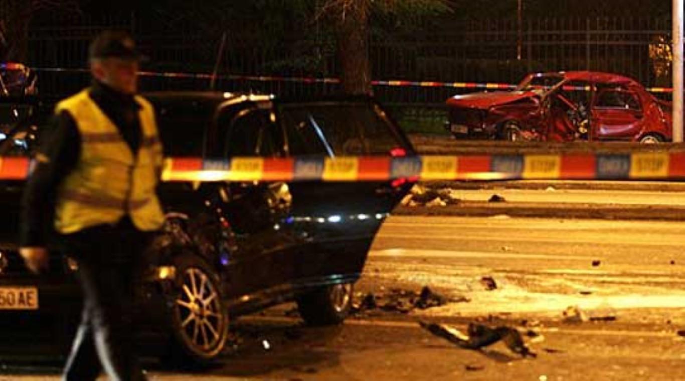 Шест лица повредени во 11 сообраќајки во Скопје