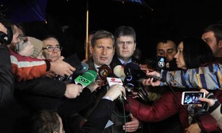 ПРЖИНО: Без консензус за избори на 24 април, ќе следат партиски консултации