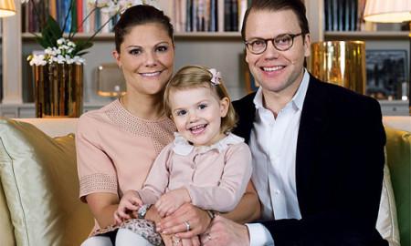 Шведската принцеза роди син