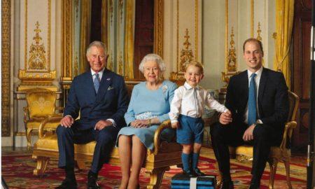 Британската кралица Елизабета наполни 90 години (ФОТОГАЛЕРИЈА)