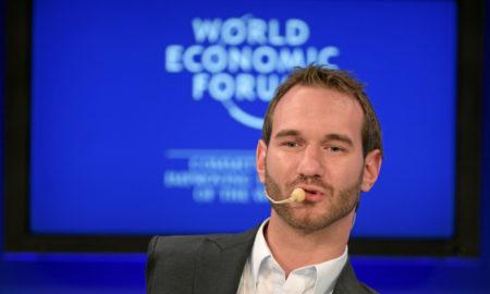 Светскиот мотивациски говорник Ник Вујичиќ во Македонија