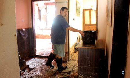 Двесте илјади евра од Италија за помош на настраданите во поплавите