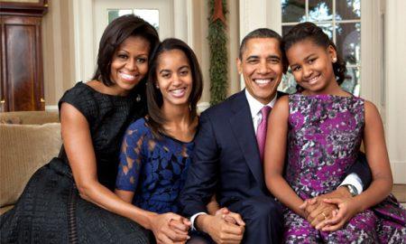На ќерките на Обама тешко им паѓа заминувањето од Белата куќа