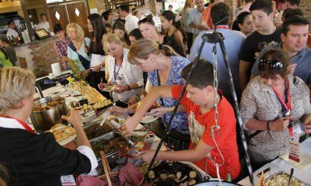 Целодневна конференција посветена на храната во Брвеница (ФОТОГАЛЕРИЈА)
