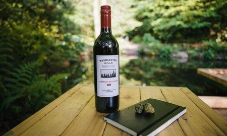 ХИТ ВО КАЛИФОРНИЈА: Вино со марихуана