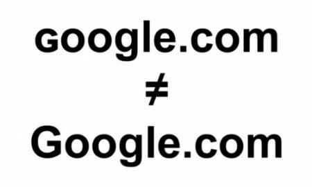 """ВНИМАВАЈТЕ: И Гугл доби """"лажен профил"""" на интернет!"""