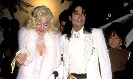 Мадона и Мајкл Џексон кусо време биле во врска