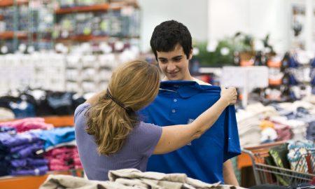 Купената облека секогаш мора да се испере пред да се облече