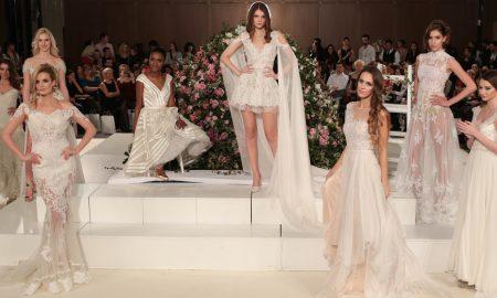 НЕВЕСТИНСКА МОДА ВО МЕРИОТ: Идните невести одбираа совршен фустан (ФОТОГАЛЕРИЈА)