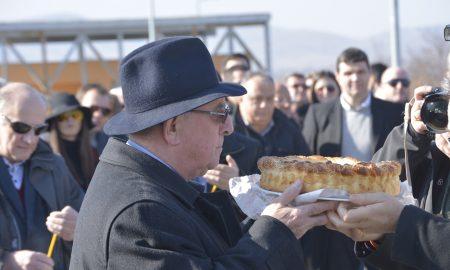 Прославен празникот Свети Трифун во винаријата Стоби (ФОТОГАЛЕРИЈА)