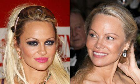 Памела Андерсон се појави во јавност без шминка