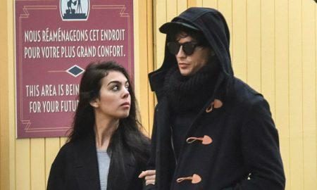 ФАТЕНА НА ДЕЛО: Девојката на Роналдо тајно фотографирана со друг маж