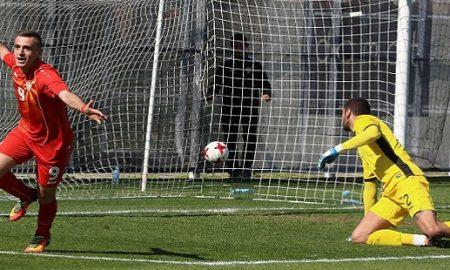 Нова победа на младата македонска фудбалска репрезентација