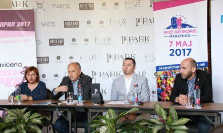 Виз Ер Скопскиот маратон годинава ќе руши рекорди!