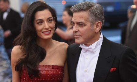 СВЕТОТ СЕ ИЗРАДУВА: На свет дојдоа близнаците на Џорџ и Амал Клуни!