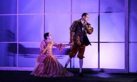 """Театарот од Плевен приреди вистински театарски спектал на петтото издание на """"Битола Шекспир фестивал"""""""