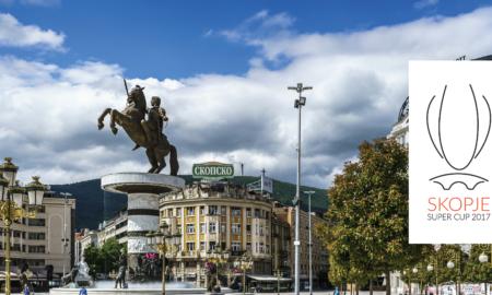 ДА ГО ОБЕЛИМЕ ОБРАЗОТ: Бесплатно сместување во Скопје за УЕФА Суперкупот!