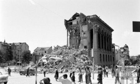 СКОПЈЕ СЕ СЕЌАВА: 54 години од катастрофалниот земјотрес