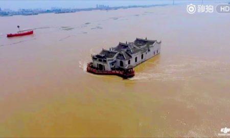 """Кина има """"Ноева арка"""" - храм кој ги преживеа сите поплави (ВИДЕО)"""