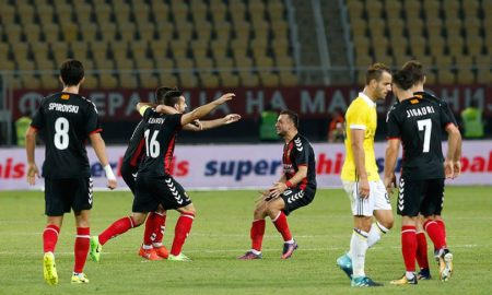 Фенербахче поразен дома - Вардар во Лига Европа