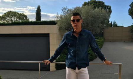 """Роналдо на нов удар на """"модните критичари"""" поради стилот на облекување (ФОТО)"""
