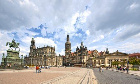 Дрезден - непроценливото богатство на Европа