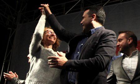ИЗБОРЕН РЕЗУЛТАТ: СДСМ ја прослави победата, ВМРО-ДПМНЕ доживеа тежок дебакл