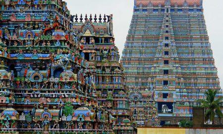 Храмот Минакши - една од туристичките атракции во Индија