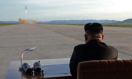 ПЈОНГЈАНГ: Лансиравме ракета со дострел до цела територија на САД
