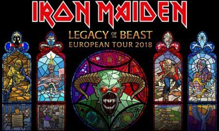 """""""Ајрон мејден"""" следната година на европска турнеја"""