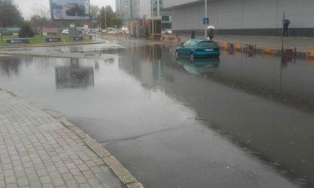 """Поплавен дел од """"Јужен булевар"""""""